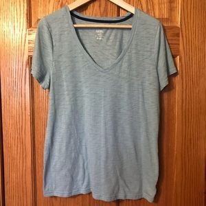 Women's Gilligan & O'Malley V-Neck T-shirt XL